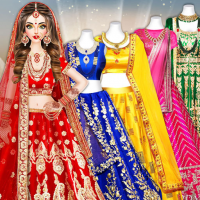 Indian Wedding Stylist – Makeup &  Dress up Games 0.17 APK MOD (Unlimited Everything)