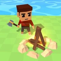 Isle Builder: Click to Survive  0.1.4 APK MOD (Unlimited Everything)