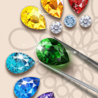Jewelry Maker Paint by number   APK MOD (Unlimited Everything) APK MOD (Unlimited Everything)