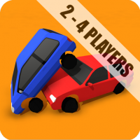 Madcar :  2 – 4 Players 1.4 APK MOD (Unlimited Everything)