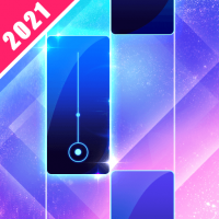 Magic Music Tiles – Piano music game 1.1.7 APK MOD (Unlimited Everything)