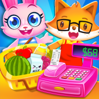 Main Street Pets Supermarket Games 1.3 APK MOD (Unlimited Everything)