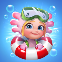 Ocean Friends : Match 3 Puzzle  43 APK MOD (Unlimited Everything)