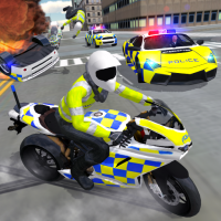 Police Car Driving – Motorbike Riding 1.38 APK MOD (Unlimited Everything)