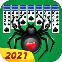 Spider Solitaire 1.0.12 APK MOD (Unlimited Everything)