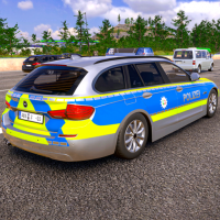 Spooky Stunt Crazy Police 3d  0.1 APK MOD (Unlimited Everything)