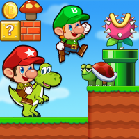 Super Bobby's Adventure – Classic Run & Jump Game  1.3.1.185 APK MOD (Unlimited Everything)