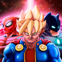 Superheroes League – Free fighting games 2.1 APK MOD (Unlimited Everything)