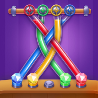 Tangle Fun 3D – Can you untie all knots? 2.8.0 APK MOD (Unlimited Everything)