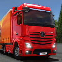 Truck Simulator : Ultimate  1.0.6 APK MOD (Unlimited Everything)