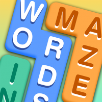 Words in Maze – Connect Words Game 1.0.3 APK MOD (Unlimited Everything)