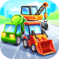 Car game for toddlers: kids cars racing games 2.17.0 APK MOD (Unlimited Everything)