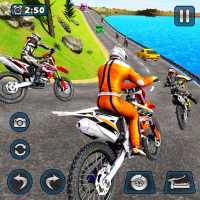 Dirt Bike Racing 2020: Snow Mountain Championship 1.1.1 APK MOD (Unlimited Everything)