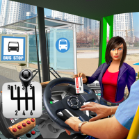 Modern Bus Simulator City Drive – Bus Parking Game 1.30 APK MOD (Unlimited Everything)