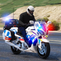 Police Moto Chase and Real Motobike Simulator 2021 2.73 APK MOD (Unlimited Everything)