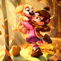 Puppy Diary: Epic Match 3 Game 1.0.8 APK MOD (Unlimited Everything)