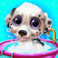 Puppy Pet Dog Daycare – Virtual Pet Shop Care Game 6.0 APK MOD (Unlimited Everything)