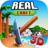 Real Craft 3D 1.3 APK MOD (Unlimited Everything)