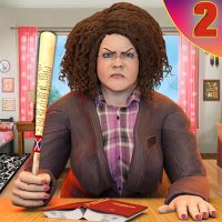 Scary Bad Teacher 3D – House Clash Scary Games 1.0.22 APK MOD (Unlimited Everything)