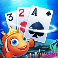 Solitaire Fish 1.3.7 APK MOD (Unlimited Everything)