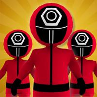 Survival At Green: Squids red 1.2 APK MOD (Unlimited Everything)