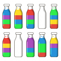 Water Puzzle Color Sorting  0.3.6 APK MOD (Unlimited Everything)